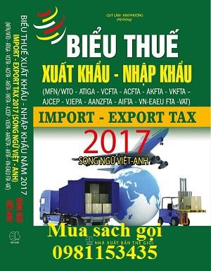 Bán sách biểu thuế xuất nhập khẩu năm 2017 Sach-bieu-thue-xuat-nhap-khau-2017-song-ngu-viet---anh_s1350