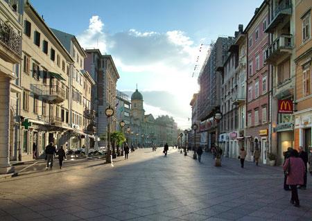 Lijepi gradovi: Rijeka Naslovna