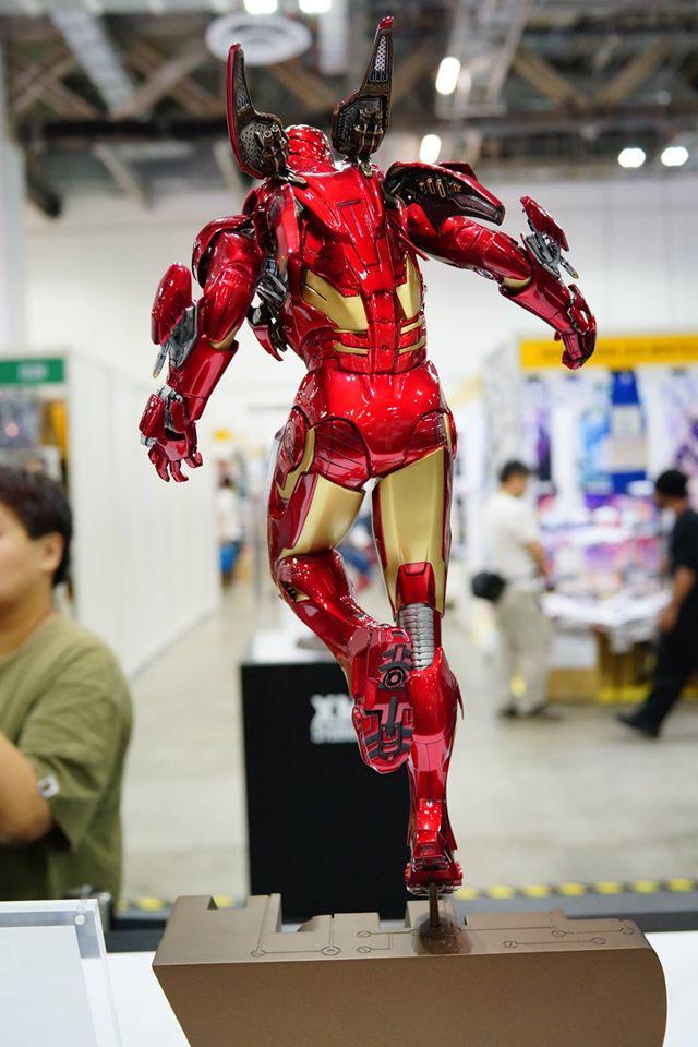 Premium Collectibles : Iron man MK VII - Page 2 1