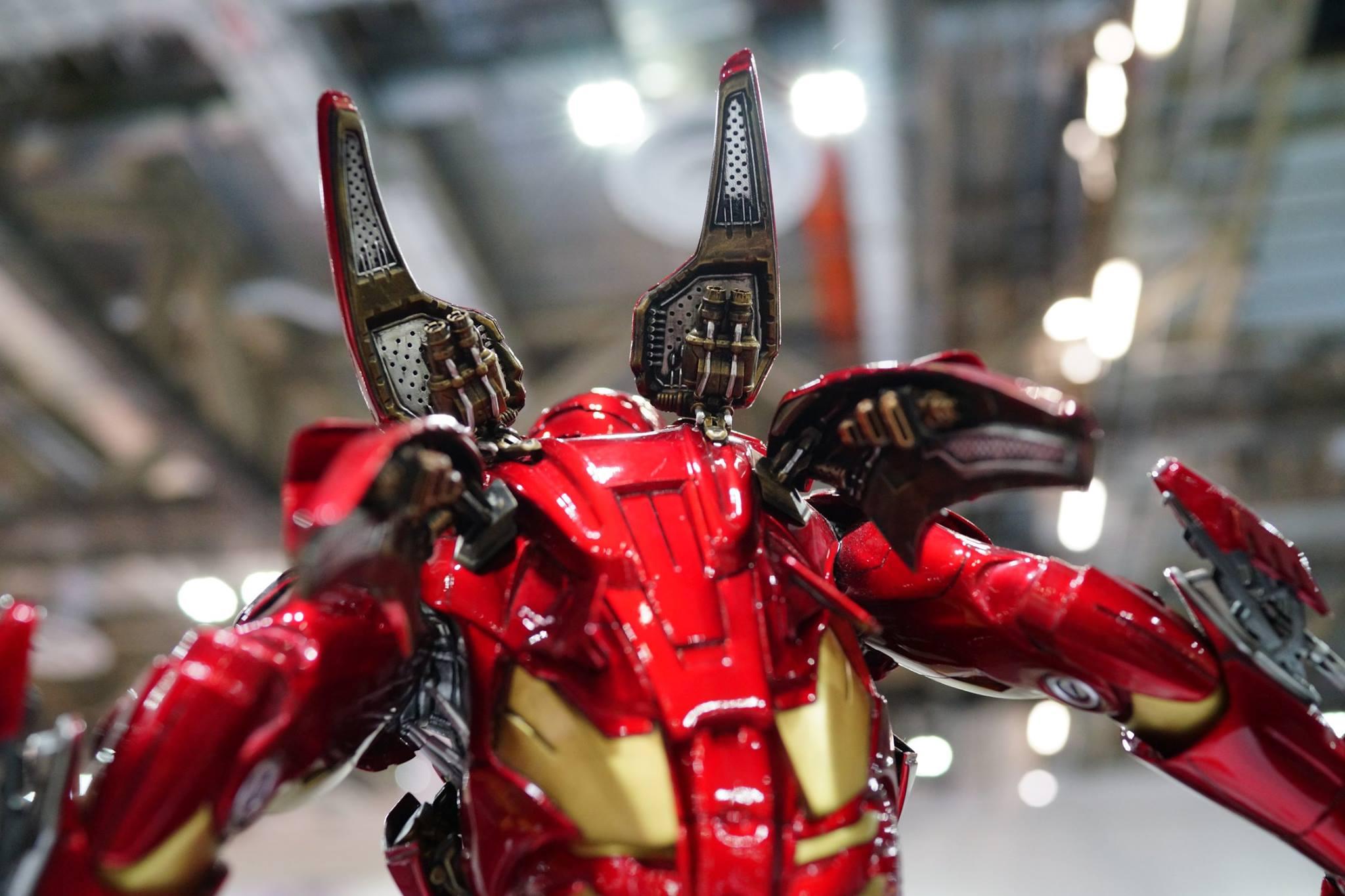 Premium Collectibles : Iron man MK VII - Page 2 11