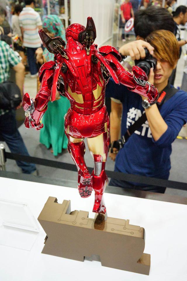 Premium Collectibles : Iron man MK VII - Page 2 12