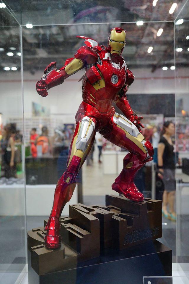 Premium Collectibles : Iron man MK VII - Page 2 13