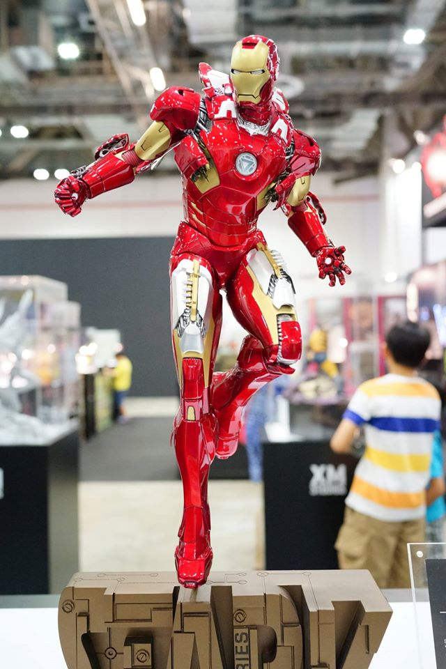 Premium Collectibles : Iron man MK VII - Page 2 2