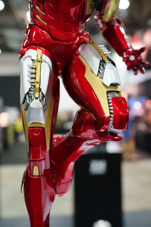 Premium Collectibles : Iron man MK VII - Page 2 5