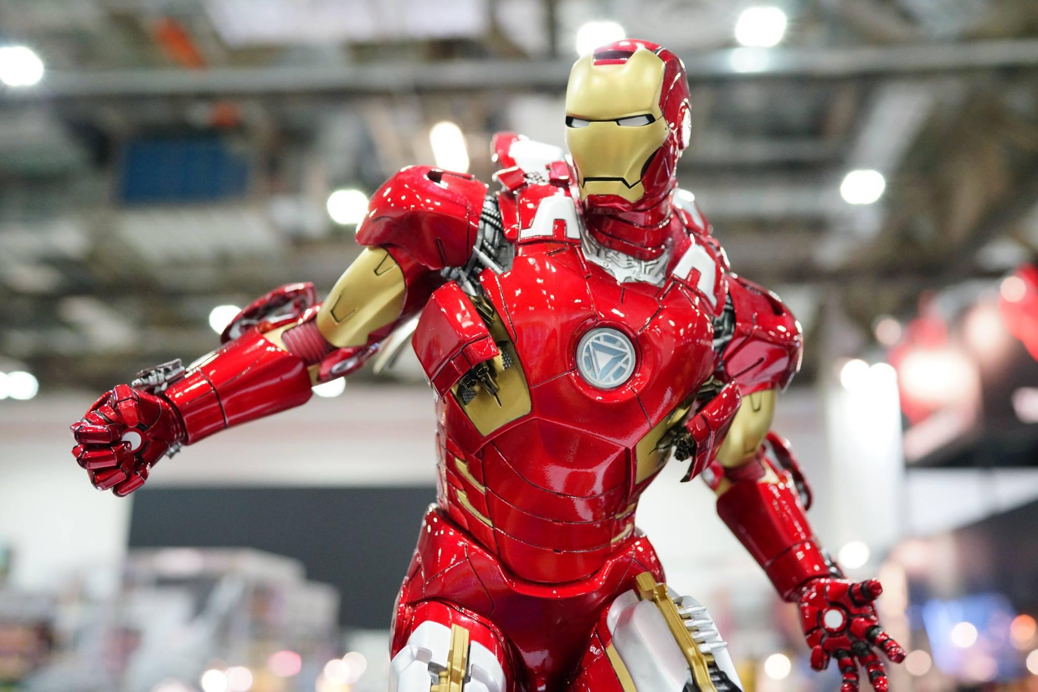 Premium Collectibles : Iron man MK VII - Page 2 6
