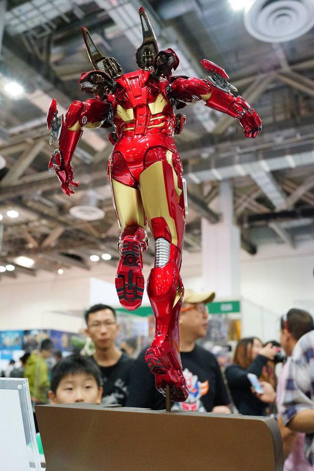 Premium Collectibles : Iron man MK VII - Page 2 7