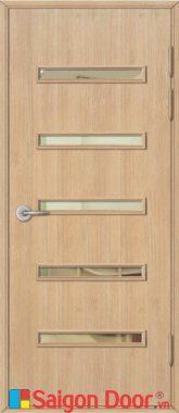 Sản phẩm cần bán: Cửa nhựa ABS Hàn Quốc là dùng làm cửa đi cửa thông phòng với nhiều mẫu mã sắc KSD-207-K1129-165x380