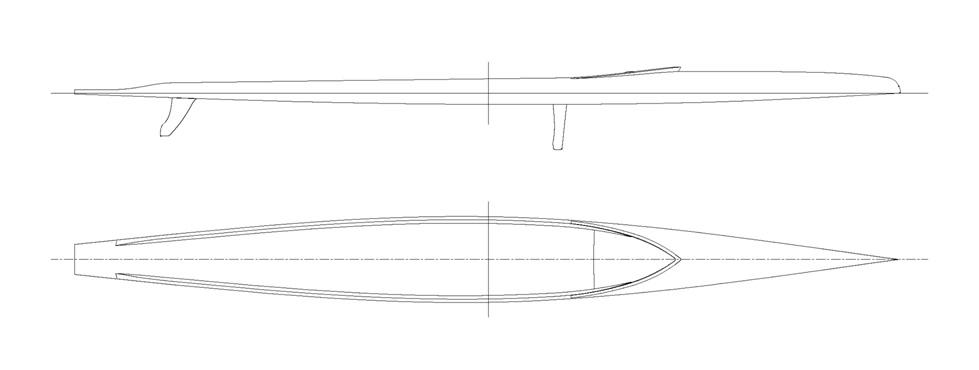 Farr Yacht Design se met au SUP Sup-1