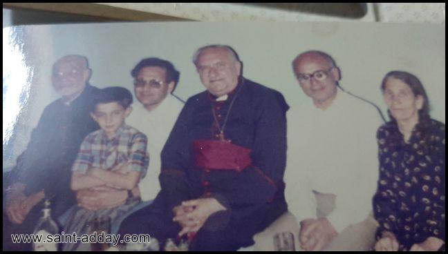 مرور عشرين سنة على وفاة الأب يوسف حبي 010