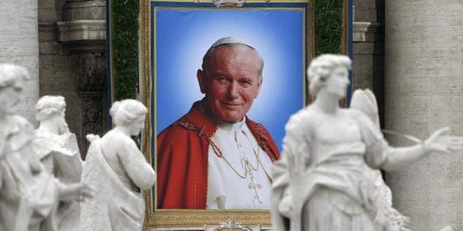 البابا فرنسيس: ليتشفّع القديس يوحنا بولس الثاني من أجل شعب الله والسلام في العالم Mary_20-24-660x330