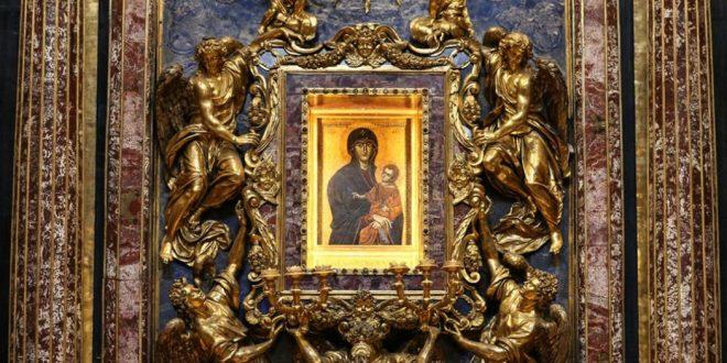 البابا فرنسيس يضيف ثلاثة ابتهالات إلى طلبة السيدة مريم العذراء ابتهالات مريميّة جديدة مرتبطة بآنيّة الحياة   4433217-10-660x330