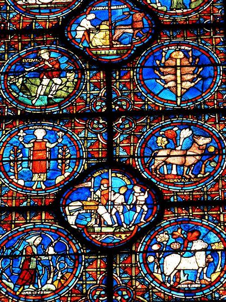 Vitrail et autres vitraux. Vitraux_chartres