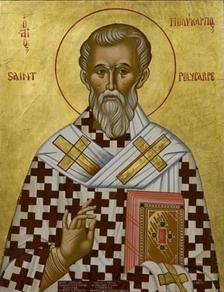 Saints et Saintes du jour - Page 13 Saint-polycarpe