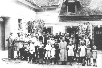 Rafle et fusillade à Saint Gondon en 1944 Otages