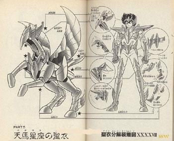 Myth cloth Pegase V3 Seiya3
