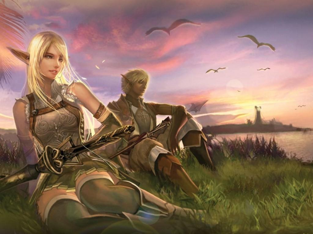 El Origen Nórdico del Mundo Elfos