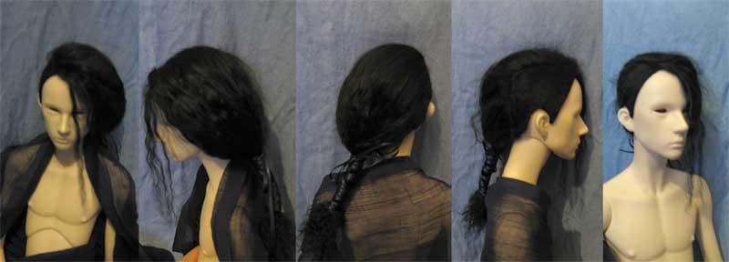 [DollShe Saint] Nouveaux yeux pour Valerian - p24 - Page 4 Wig
