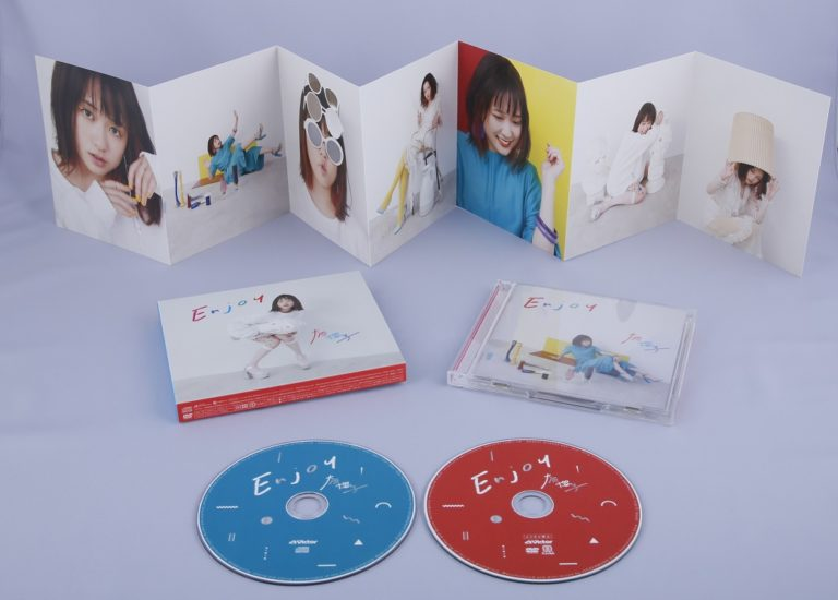 [J-Pop] Sakurako Ohara Sakurako-ohara-enjoy-type-A-768x550