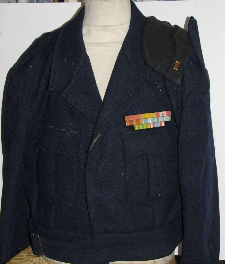 Blouson modéle 46 de l'Armée de l'Air  Veste46-aa-001