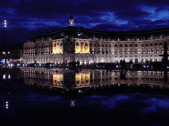 la ville de l'Ouest où il fait bon vivre: Bordeaux! Bordeaux