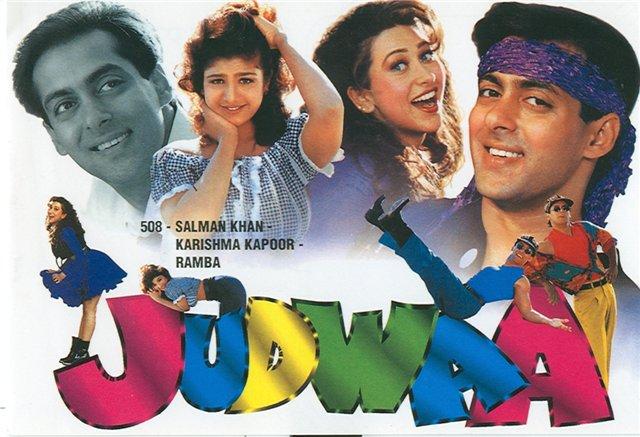 JUDWAA (1997) con SALMAN KHAN + Jukebox +  Sub. Español 2f72e8c65ae3