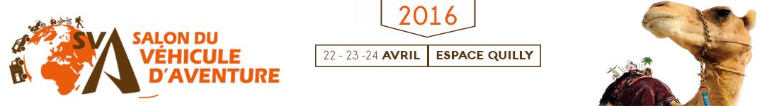 Préparatifs et Participation au Salon du Véhicule d'Aventure 2017 du 28 avril au 1er mai Loire Atlantique Grand Ouest Région Nantaise 44 Banniere-espace-quilly