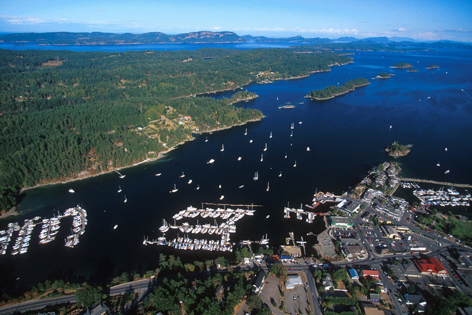 Hello from Edmonton, Alberta and Victoria, BC Saltspring-island-slideshow-ganges-aerial-gulf-islands-british-columbia