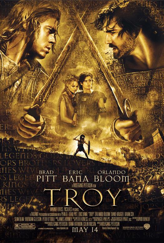 الفيلم التاريخى (troy) حرب طروادة Troy