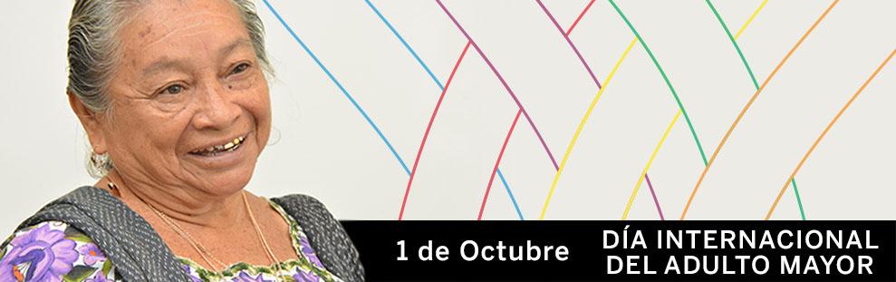HOY 1 DE OCTBRE, DIA INTERNACIONAL DE LAS PERSONAS DE EDAD. Slideadultomayor