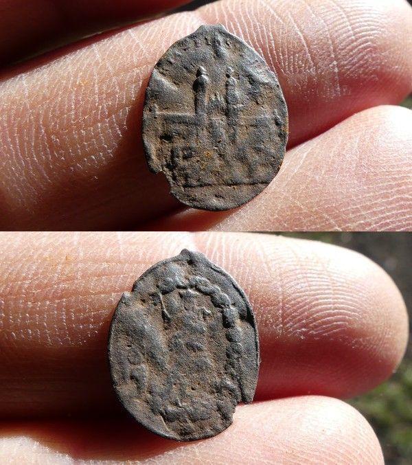 Medaille de l'abbaye d'Einsiedeln (Suisse) 1682a744