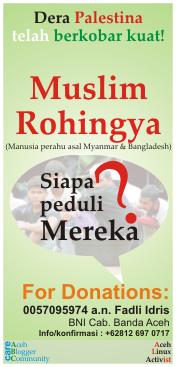 Muslim Rohingya, Siapa Peduli Mereka? Muslim-rohingya1
