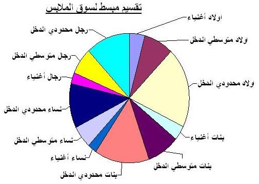 تقسيم السوق market segmentation Slide14