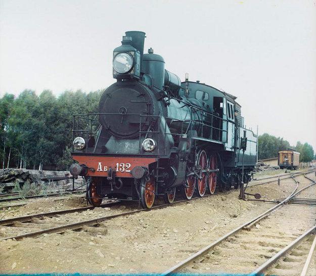 Прокудин-Горский /// Царская Россия, цветные фото 0458