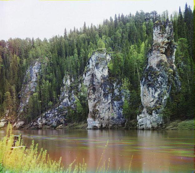 Прокудин-Горский /// Царская Россия, цветные фото 0722