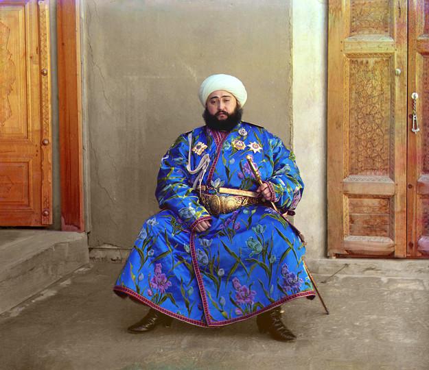 Прокудин-Горский /// Царская Россия, цветные фото 1886