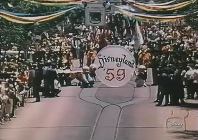 Anciennes Parades des Resorts Américains Gala-Day-at-Disneyland-1959-5