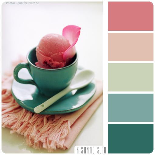 Цветотерапия в фотографии... - Страница 2 Icecream