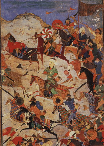 Rencontres entre l'Orient et l'Occident Behzard1