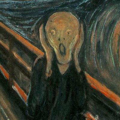 Skerzi da paura Munch