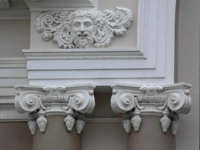 Nội, ngoại thất: Giá đắp phù điêu nổi trên tường Dap-tranh-phu-dieu-3-8