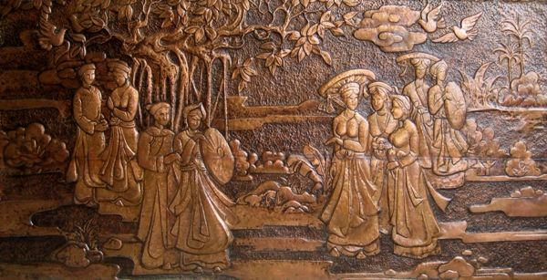 Nội, ngoại thất: các bước thi công Tranh phù điêu xi măng Tranh-phu-dieu-xi-mang-2-3