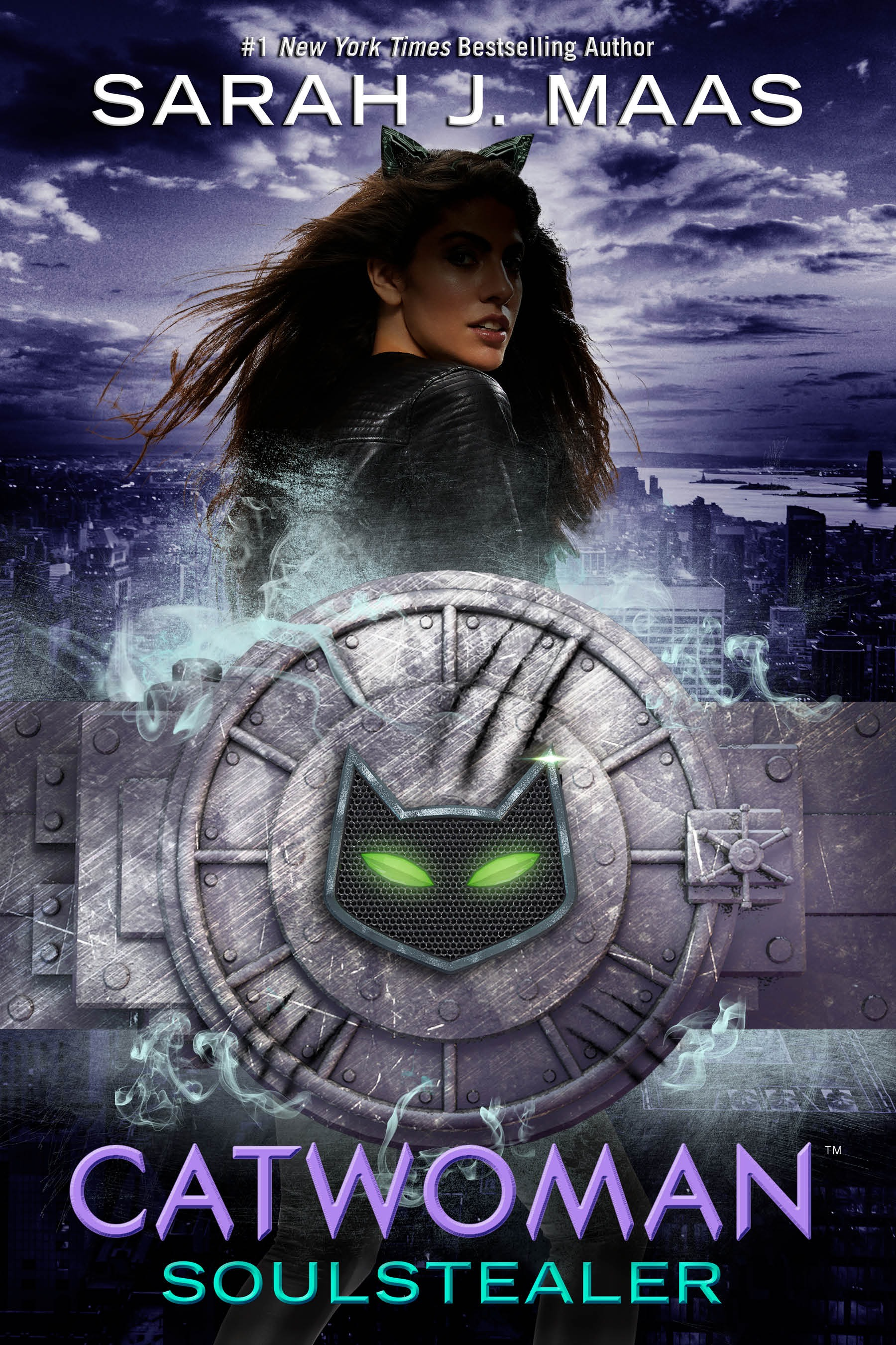 Tag 1 en Cazadoras del Romance Catwoman-Cover