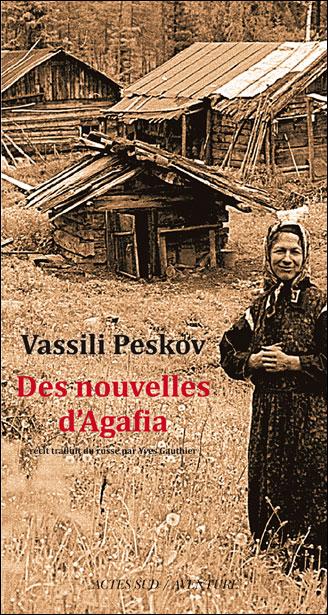 Habitats alternatifs, cabanes et huttes Agafia