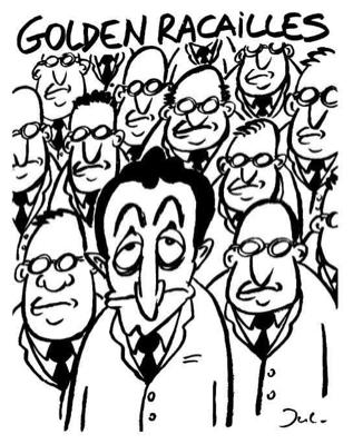 Maîtres du monde économique - Le règne des multinationales et des banques Goldenracailles