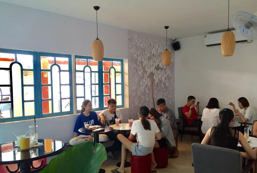 gelato, smoothie, coffee, pizza.... các ẩm thực Ý Sasa_beza_khai_truong-2