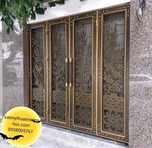 Giới thiệu về cửa cổng sắt nghệ thuật Cua-cong-sat-nghe-thuat-111