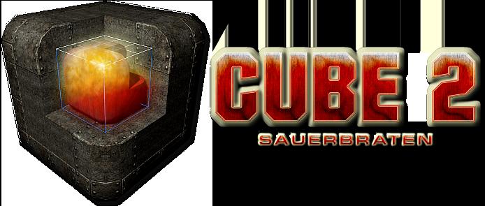 40 juegos para linux Cube2logo