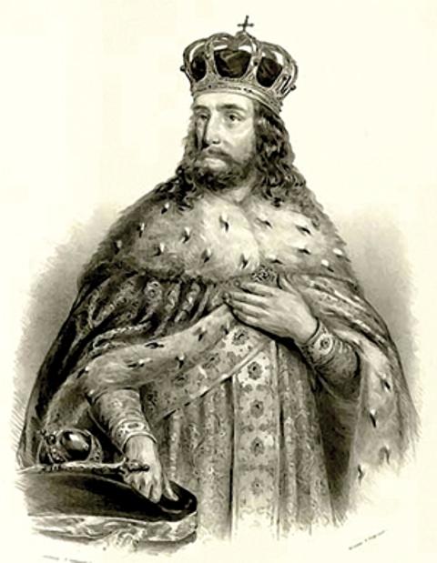 Car Dusan u slikama Otac-cara-dusana