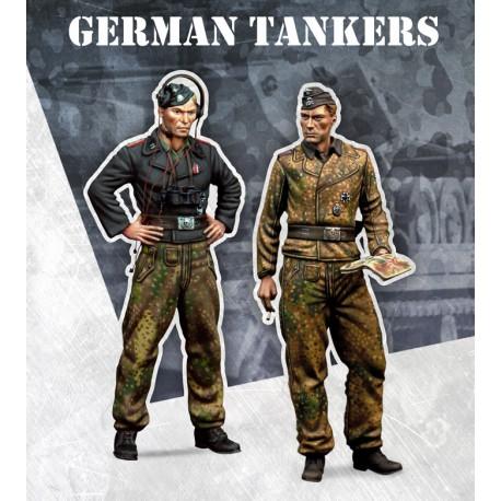 Scale75 German-tankers