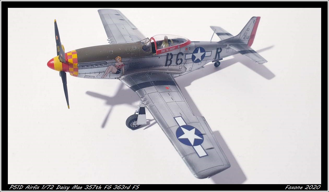 [Airfix] P-51D Mustang Daisy Mae 20201018_191305s
